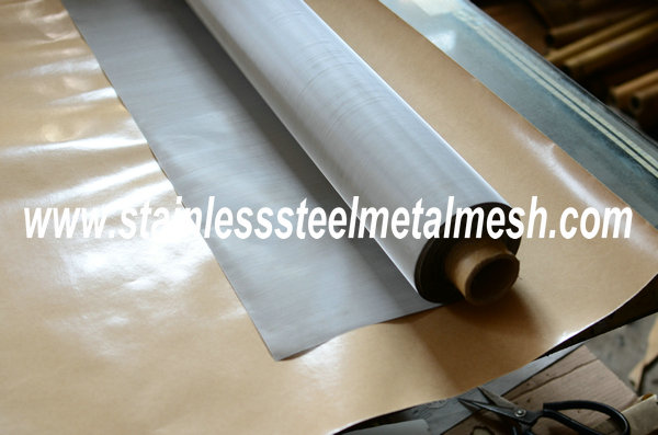 400Mesh Stainless Steel Screen Printing 0.023mm