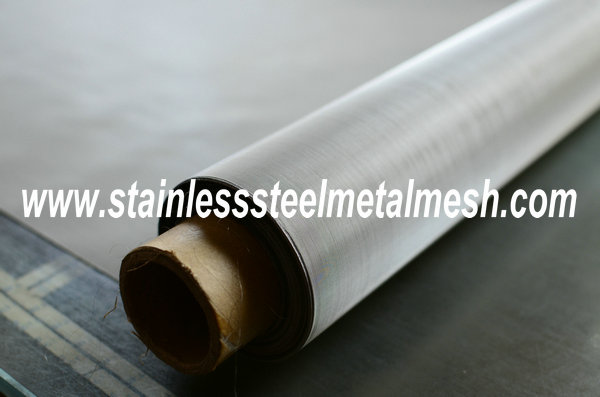 Battery application nickel wire mesh